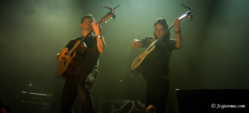Rodrigo y Gabriela @ Zenith de Toulouse – 21/11/2012